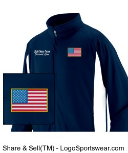 Youth Medalist Jacket WITHOUT STAR Design Zoom
